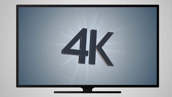 4K TV capabilities