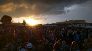 Concert Events for NE Millennials