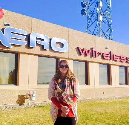 Viaero Community Outreach Manager: Andrea B.