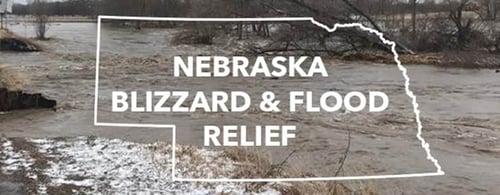 Viaero Customer assistance for flood relief