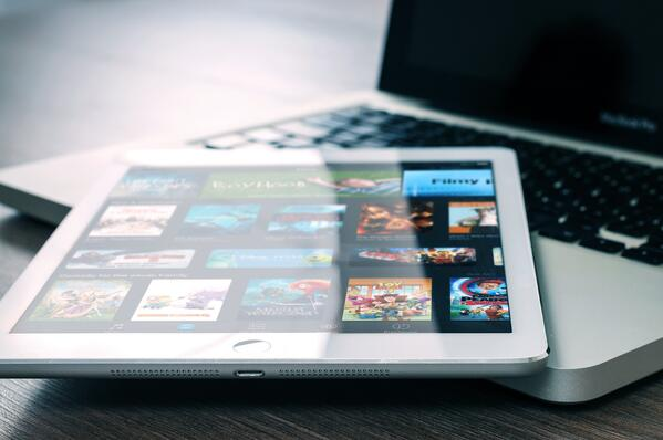 streaming on tablets