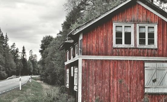 rural barn life