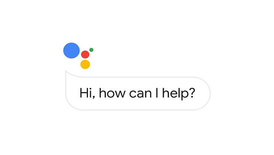 voice recognition like Google Assistant