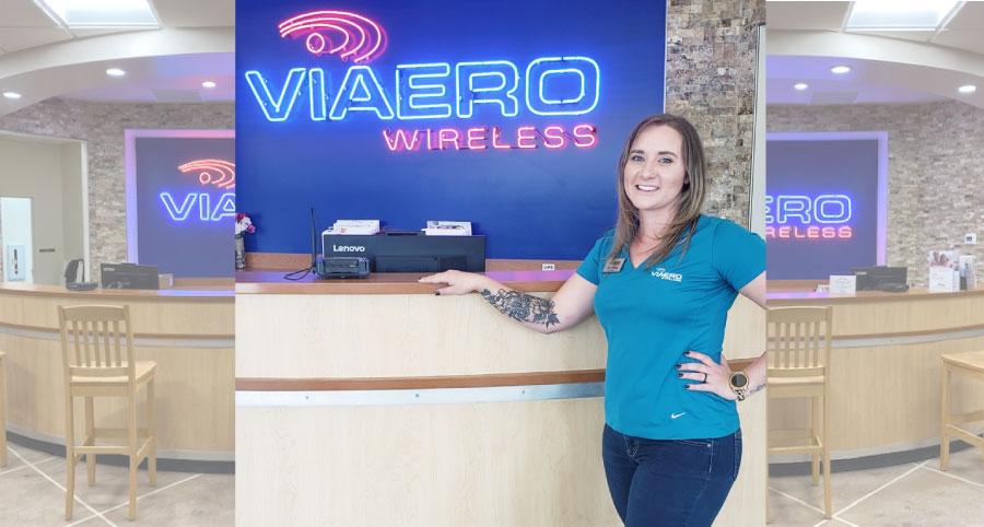 Kaylin, Promoter of Viaero
