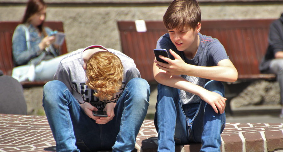 Children and Inappropriate Smartphone Content