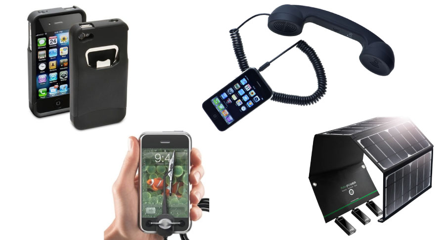 Unique and cool smartphone accessories