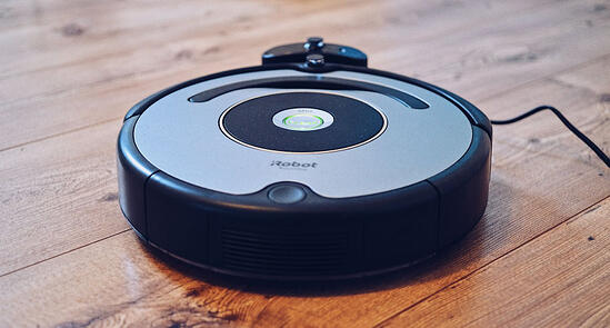 Robotic home cleaning devices