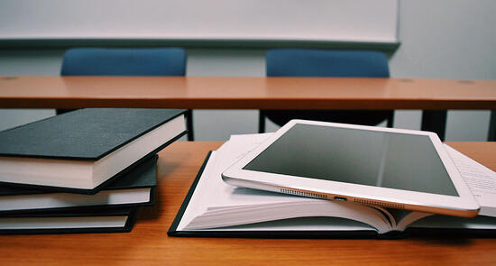 wireless tablets for K12 education