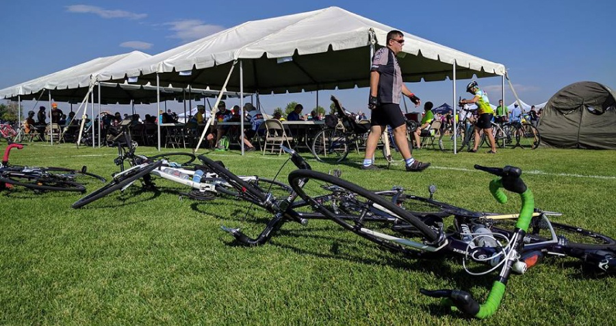 Pedal the Plains 2018 sponsored by Viaero